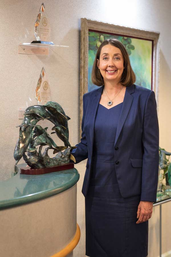 Dr. Shauna Gilmore